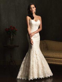 Allure Bridals 9072, $800 Size: 8 | Used Wedding Dresses