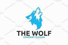 The Wolf logo @creativework247