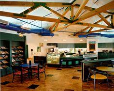 Mel's Place Coffe House design at Seacrest Village Assisted Living