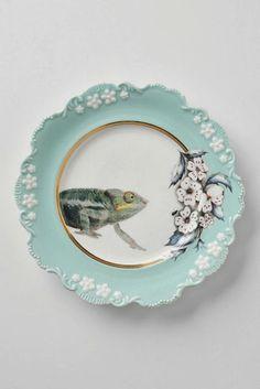 Natural World Dessert Plates via itKuPiLLi