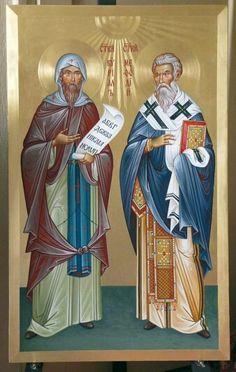Enlighteners of the slavs karil&methodi
