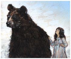 Source: natalieruka Bear Illustration, Life Paint, We Bear, Bear Art, Spirit Animal, Traditional Art, Artsy, Sketches, Drawings