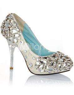 Hermosos Zapatos de Boda