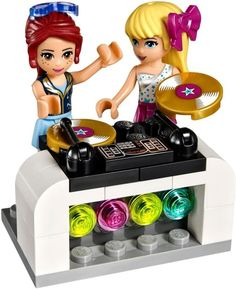 Shop for everything but the ordinary. More than sellers offering you a vibrant collection of fashion, collectibles, home decor, and more. Lego Friends Party, Lego Friends Sets, Lego Parties, Legos, Lego Activities, Lego Craft, Lego For Kids, Lego Worlds, Lego Birthday