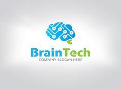 BrainTech Logo @creativework247