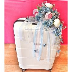 damat bavulu süsleme