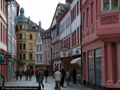 Mainz, Germany....so picturesque.