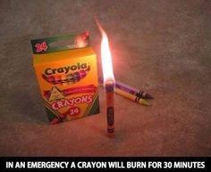 These illuminating crayons.