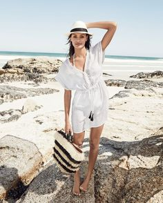 The best swimsuits on the planet. Grab a rash guard and surfboard (or, you know, a J.Crew women's cover-up and a stack of magazines) and get out there.