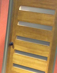 Flat Panel 20 Minute Fire Rated Door 9284   Shown In Douglas Fir   Interior  Inspiration   Pinterest   Fire Rated Doors, Lever Door Handles And Wood ...