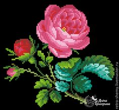 Cross Stitch Fruit, Cross Stitch Bird, Cross Stitch Flowers, Cross Stitch Designs, Cross Stitch Patterns, Crewel Embroidery, Vintage Embroidery, Cross Stitch Embroidery, Acrylic Painting Flowers