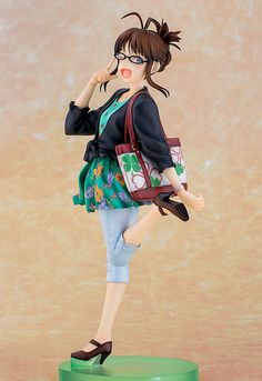 THE #IDOLMASTER Akizuki Ritsuko 1:8 Pre-painted PVC Figure starts preorder. Now with 14% off! View here: http://www.blacknovatoys.com/the-idolmaster-akizuki-ritsuko-1-8-pre-painted-pvc-figure.html