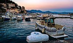 Italian cuisine: the Amalfi Coast's great fish, pasta – and views  Food writer Katie Caldesi loves the Amalfi Coast for its fantastic cook...