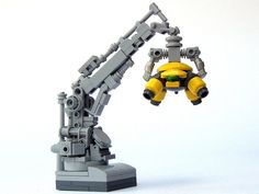 Lego turtle grabber MOC
