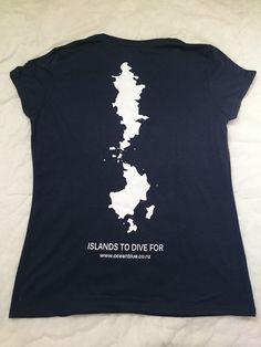 OceanBlue Adventures - Oceanblue T-shirts