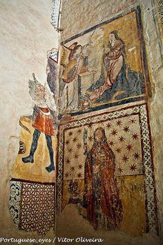 Interior de la Igreja da Adeganha