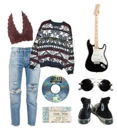 """""""Teen spirit #5"""" by hopewillis on Polyvore featuring art"""