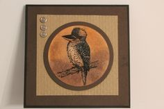 Masculine Card - Stampin' Up! Ink: Stampin' Up! Male Birthday, Birthday Cards For Men, Men's Cards, Bird Cards, Masculine Cards, Handmade Cards, Wild Flowers, Cardmaking, Card Stock