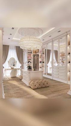 Home Room Design, Dream Home Design, Home Interior Design, House Design, Interior Decorating, Luxury Bedroom Design, Dream House Interior, Luxury Interior, Decorating Tips