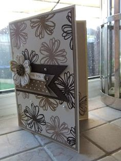 Flower Shop - Created by Sarah Wood Independent Stampin Up!Demonstrator  paperstampsandstickythings@yahoo.co.uk