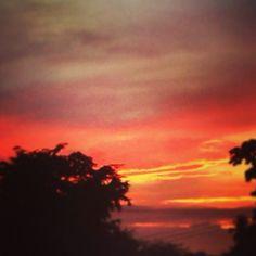 Atardecer, sunset