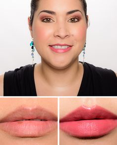 MAC See Sheer Lipstick Review & Swatches