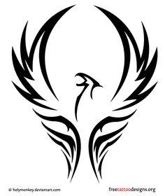 Phoenix Tattoos | 75 Cool Designs