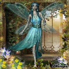 Guardian Angels, Fallen Angels, Water Fairy, Chris Johnson, Fairies Photos, Fairytale Castle, Beautiful Fairies, Angel Art, Nature Paintings