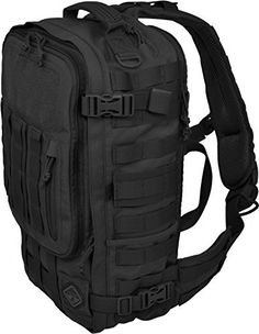 Switchback(TM) Full-Sized Laptop Sling Pack by Hazard 4(R) by HAZARD 4