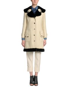 Authentuc Vintage Louis Ferard Exquisite Daily Wear Coat w/ Button Closure by MichelesPassion on Etsy