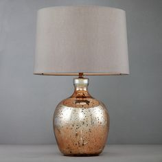 Table lamp £80