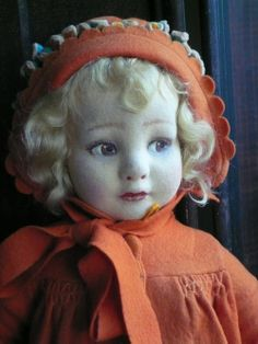 Antique Lenci doll 500 series from antiquedolls6395 on Ruby Lane