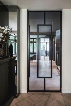 Door, design and realization by the architects and stylists of Kabaz. Glass Design, Door Design, House Design, Unique Doors, Iron Doors, Entrance Doors, Doorway, Steel Doors, Halle