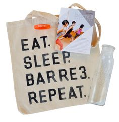 Enter to win a Barre3 Challenge Kit that includes 3 months full access to their online exercise classes (5 winners). The #giveaway is open to US residents only and ends January 15, 2015.