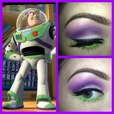 Amazing Disney Make-up