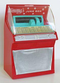 RARE Tammy's Jukebox Pepper Ted Bud Patti Ideal 1960's Vintage | eBay