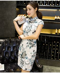 Find More Cheongsams Information about Women's Blue and White Porcelain Retro Printing Cheongsam Long Qipao Dress,High Quality dress meaning,China dress pixie Suppliers, Cheap dresses hippie from Shenzhen BYS Technology Co., Ltd on Aliexpress.com