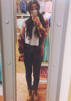 Lauren's OOTD from #jeansforteens