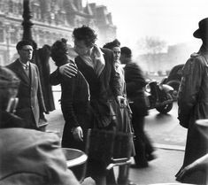 Paris in the 40's