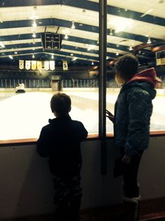Loving the arena
