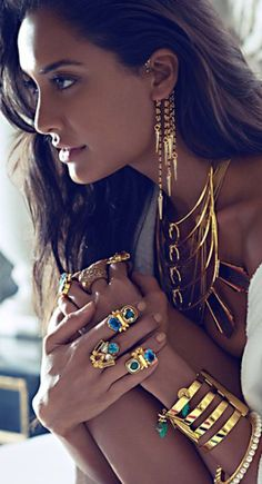 *** Amazing discounts on fine jewelry at http://jewelrydealsnow.com/?a=jewelry_deals *** Bohemian Beauty