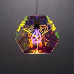Plumen, the designer, energy efficient light bulb.