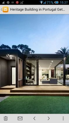 Modern Architecture House Glass pinterest: @jadeaubiin instagram: @jade_aubin | home inspirations