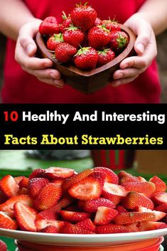 The heart-shaped and red color strawberry has contained lots of benefits for skin, hair, and health.Here are benefits of strawberries Strawberry Health Benefits, Strawberry Nutrition Facts, Health And Fitness Tips, Health Tips, Health And Wellness, Low Calorie Snacks, Eat Fruit, Superfood, Healthy Life