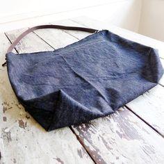 Specialty Dry Goods: Parker denim bag