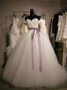 Madison's dream dress! Hahaha.. It's a good one!