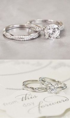 Wedding Rings You Don't Want to Miss!