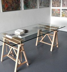 Teatro table by Marc Berthier, Magis