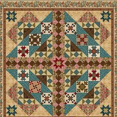 Women of courage , reproduction quilt.. Cool block of the month at my shop.