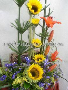 Arreglos de Flores Floristeria Decoaromas Costa Rica